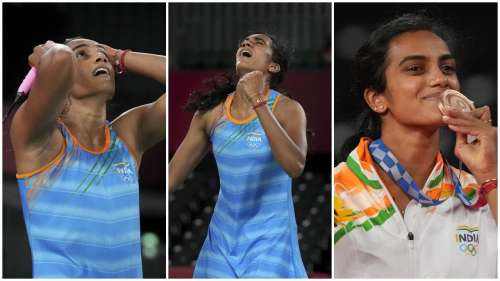 Tokyo 2020 Olympics: How did Sindhu motivate herself after a crushing semis loss?