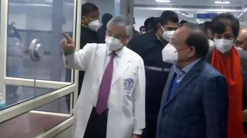 Covid-related toll audit must for Covid counter strategy: AIIMS chief