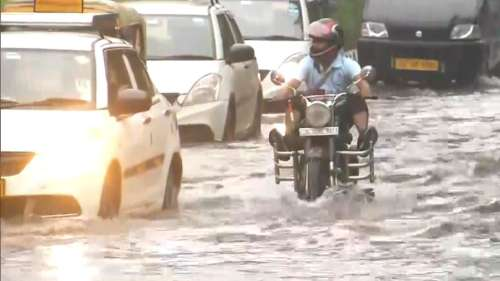 More rainfall, thunderstorm likely to continue in Delhi-NCR on Sunday