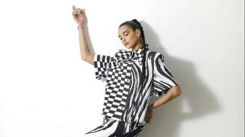 Trend Check: get on the chessboard patterned train this spring!