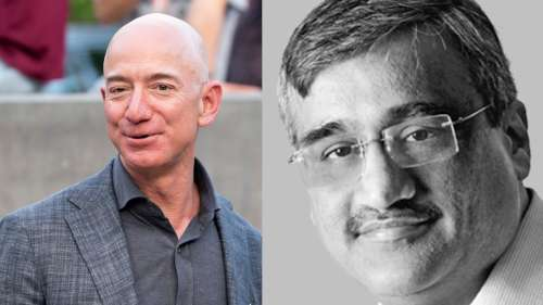 Biyani vs Bezos: Amazon writes to SEBI to withdraw approval for Future-Reliance deal