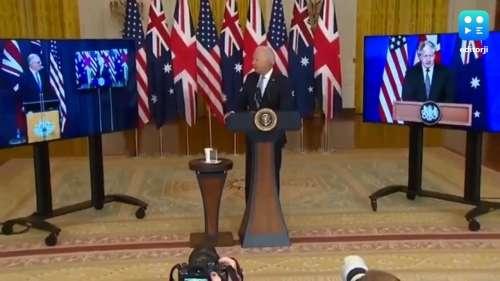 Joe Biden Viral Video: जब कैमरे के सामने ऑस्ट्रेलियाई PM का नाम भूले बाइडेन, देखें