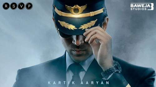 'Captain India': Kartik Aaryan shares intriguing first look poster from the film