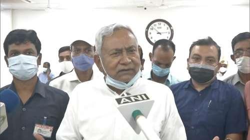 Pegasus Snooping Case: नीतीश कुमार ने बढ़ाई सरकार की मुश्किलें, बोले- कथित जासूसी की करवाई जाए जांच