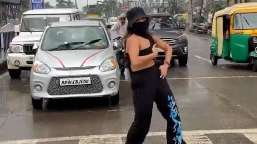 Indore: Woman dances on road for Instagram video, served notice