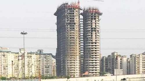 Supertech: बिल्डर को SC से बड़ा झटका, गिराए जाएंगे नोएडा में अवैध बने दो 40 मंजिला टावर