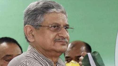 Lalan Singh बने JDU के नए राष्ट्रीय अध्यक्ष, राष्ट्रीय कार्यकारिणी में लगी मुहर