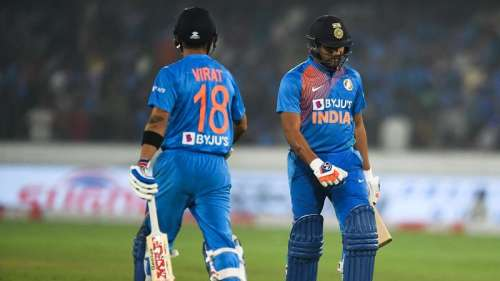 Limited overs captaincy duties likely to shift from Kohli to Rohit Sharma: report