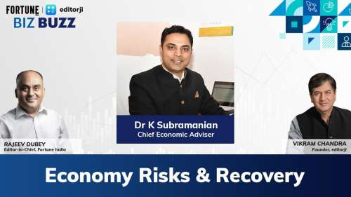 On Biz Buzz| Ratings, Recovery and Risk, India's CEA lays out the economic realty and priorities