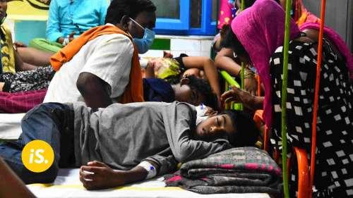 Outbreak of monsoon disease