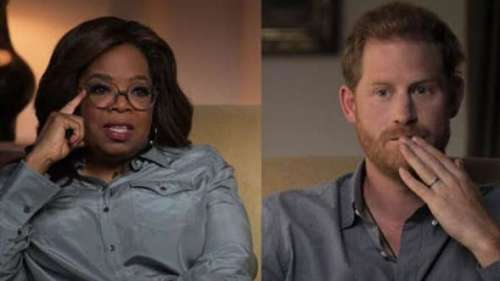 Trailer: Prince Harry & Oprah Winfrey reunite for Apple series 'The Me You Can't See'