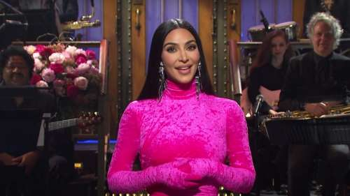 Kim Kardashian West's Saturday Night Live gig is proof she is a great sport