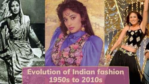 India@75: जानिये बीते सात दशकों में कैसे बदला भारतीय फैशन का चेहरा