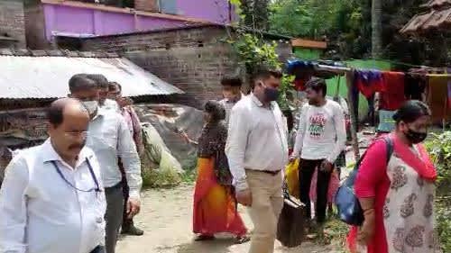 West Bengal post poll violence: নির্বাচন পরবর্তী হিংসার তদন্তে কদম্বগাছিতে CBI