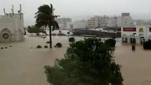 Cyclone Shaheen makes landfall in Oman: Three dead, streets submerged, flights delayed
