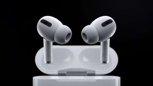 Apple exploring temperature, posture monitoring for AirPods: report