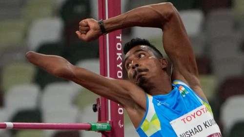 Paralympics: Nishad Kumar wins silver in High Jump, PM Modi lauds achievement