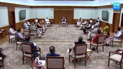 देश में विदेशी निवेश लाने और घरेलू निवेश बढ़ाने पर पीएम ने की बैठक
