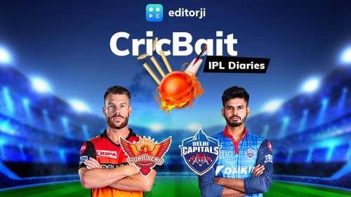 CricBait IPL Diaries: Clock ticking for Sunrisers Hyderabad