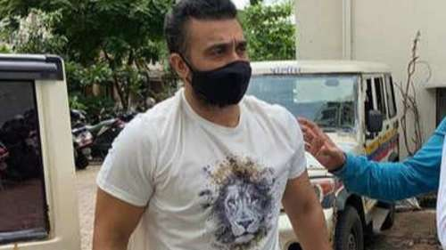 Shilpa Shetty's husband Raj Kundra sent to police custody till July 23