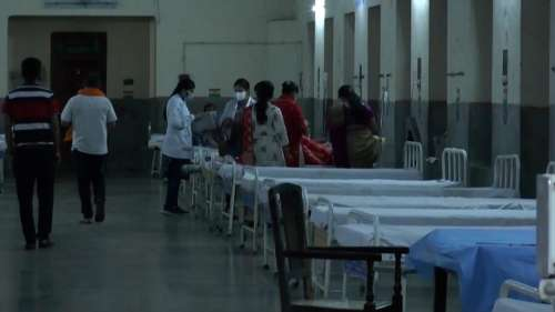 Lucknow hospital raids: No doctors, drugs or licences just beer found in fridge