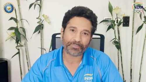 Tokyo Olympics के लिए भारतीय एथलीट्स को मास्टर ब्लास्टर की बधाई, BCCI ने शेयर किया सचिन का VIDEO