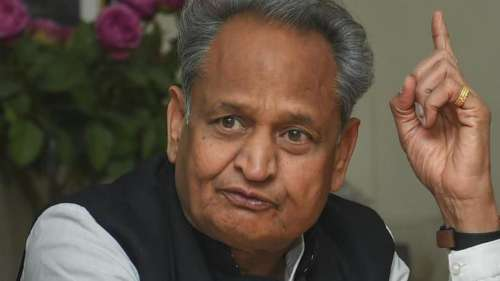 'Hope he would not harm Congress': Gehlot on Capt. Amarinder Singh