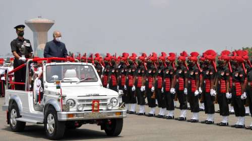 President Kovind's Ladakh visit to attend Kargil Diwas function cancelled