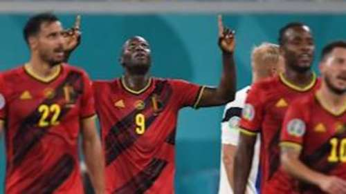 Euro 2020:Lukaku scores as Belgium defeat Finland 2-0