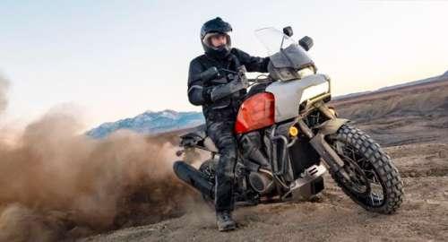 Harley Pan America unveiled