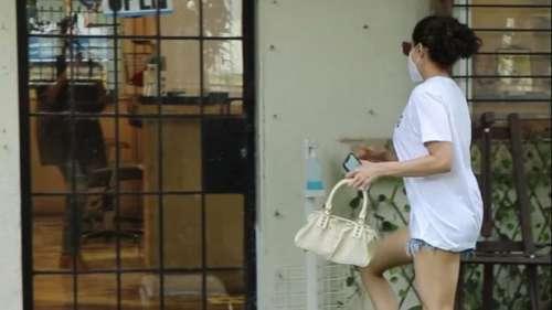 Shamita Shetty स्टाइलिश अंदाज में सैलून के बाहर हुईं स्पॉट, लोगों ने किया ट्रोल