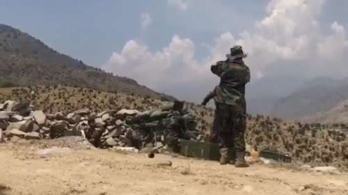 Fierce fighting in key Afghan provincial capital as Taliban launch attack