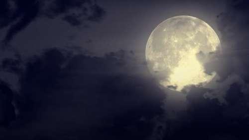 Blue Moon: 14% बड़ा नजर आएगा चांद, 76 सालों बाद दिखेगा दुर्लभ नजारा