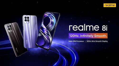 Realme 8i smartphone goes on sale in India: check price, specs