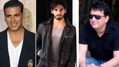 Akshay Kumar ने अहान शेट्टी के साथ फिल्म की खबर को किया खारिज