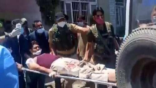 J&K terror attack: 2 policemen & 2 civilians killed
