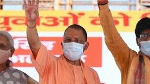 BJP will win 350 seats in UP polls 2022: Yogi Adityanath