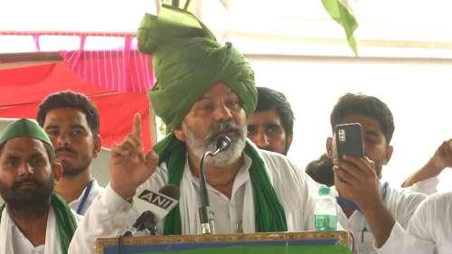 Lathi Charge on Farmer: राकेश टिकैत ने बीजेपी पर साधा निशाना, करनाल SDM को बताया 'सरकारी तालिबानी'