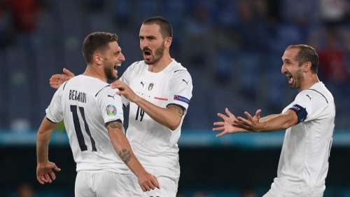 Euro cup: ओपनिंग मैच में इटली ने तुर्की को 3-0 से दी करारी शिकस्त