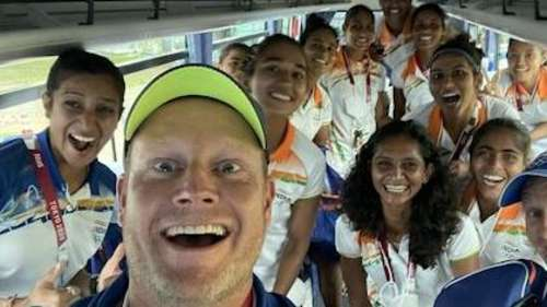 Tokyo Olympics 2020: This is 'ChakDe India' in reality, says Women's Hockey team coach Sjoerd Marijne