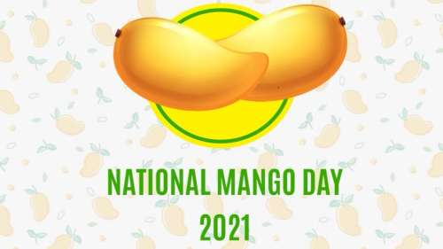 This National Mango Day celebrate with these delicious varieties!