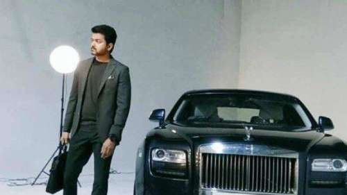 Relief for Tamil actor Vijay in Rolls Royce case, HC puts on hold ₹1 lakh fine