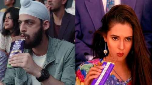 Watch: Cadbury India recreates iconic advert, adds a twist