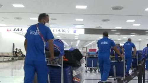 ओपनिंग सेरेमनी में 19 एथलीट