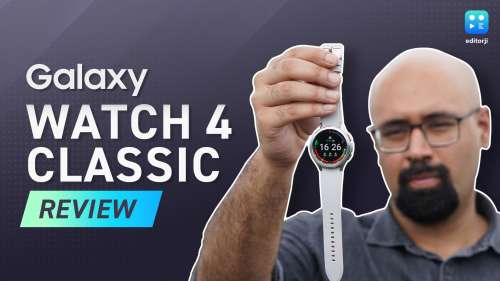 Samsung Galaxy Watch 4 Classic (46mm) Review:  WEAR OS Resurrections!