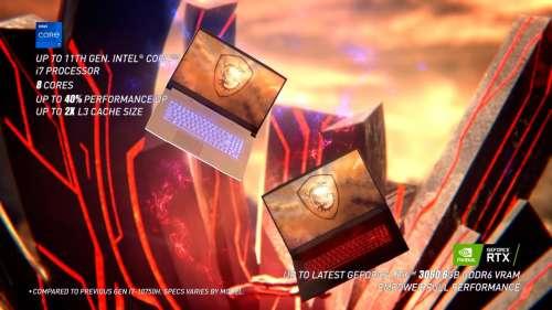 MSI Katana GF66, Katana GF76 gaming laptops launched in India: check price, specs