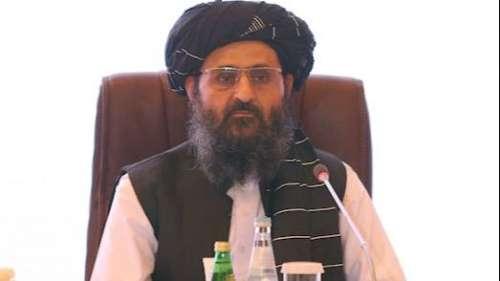 TV पर दिखे Mullah Baradar- आपसी फूट से किया इंकार, कहा- मैं एकदम फिट और स्वस्थ हूं