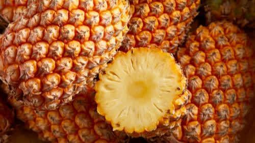 Power of pineapple