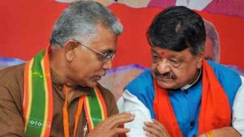 Babul Supriyo News: कैलाश विजयवर्गीय और दिलीप घोष से बात करने को कहा गया