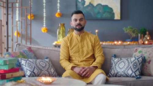 T20 World Cup 2021: Virat Kohli's message on Diwali faces backlash, fans advise to focus on cricket